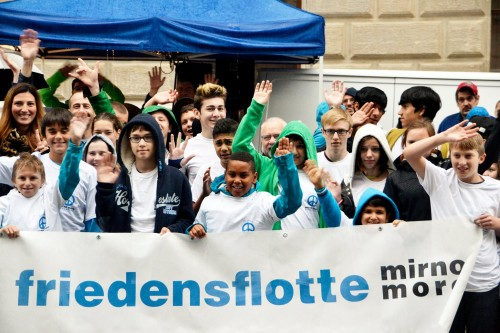 Mirno More - Friedensflotte 2014