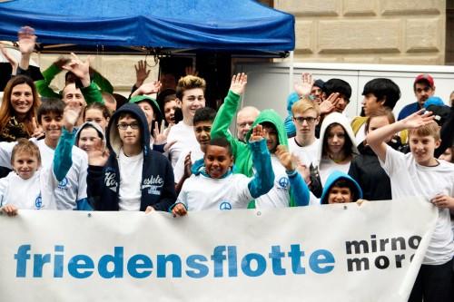 Mirno More - Friedensflotte 2014
