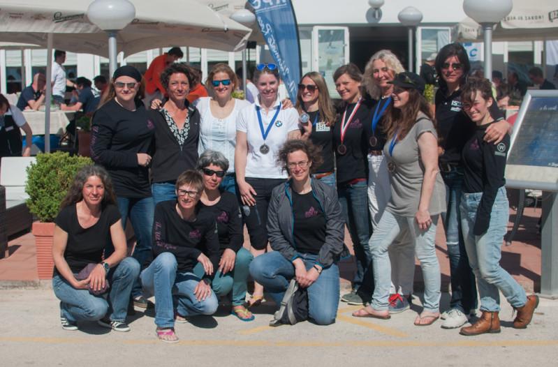 RPC 2016 Teilnehmerinnen