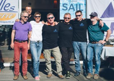Jörg Christian Seit (ÖSV) - Astrid Zauner (ÖSV) Hans-Peter Seit, Hans Loibner, Thomas Strigl (NCA), Gerald Sommer, Walter Winter, Damir Repac