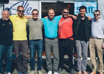 Johannes Glanz (NSA) - Josef Resch (NSA) / SAILFORCE ONE / itcompany  Herbert Mayerböck (sailing4fun), Gerhard Huber (sailing4fun), Armin Obermayr (sailing4fun), Andreas Krauß (sailing4fun), Gabriel Zirm (sailing4fun)