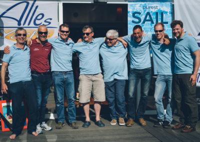 Hannes Mio (ORCA) - Uwe Zimmermann (ORCA) / Team Infineon / Infineon  Bernd Wittstock, Andreas Haberzettl, Jürgen Korfmann, Markus Geyer, Ingo Bormann, Sebastian Conrady