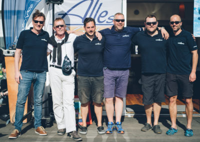 Alexander Wipplinger (S4o) - Dimitrios Tsulufis (S4o) / sail4one III  Thomas Gröger (S4o), Christian Pronay (S4o), Rupert Dettenhofer (S4o), Arno Leimlehner (S4o)