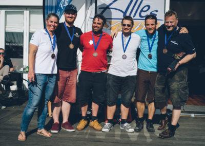Christian Fuczik (S4o) - Ute Wagner (SCTWV) / Team Lost Boys / Drogentest Wien Matthias Rohm, Benjamin Huber, Marco Bolterauer, Lukas Rittler