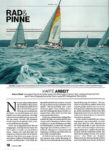 Yachtrevue 5/2019 – Harte Arbeit von Verena Diethelm